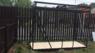 Односкатный металлический хозблок Эконом для инвентаря ширина 3 глубина 1 дверь 80
