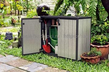 Ящик-шкаф Патио Стор Patio-Store можно красить