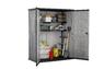 Высокий шкаф 140х77х181 см (High Store) 1500 л + 2 полки