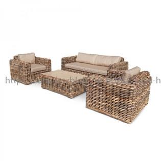 Комплект мебели из натурального ротанга KM-2011