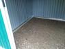 Сарай металлический Арчер Д (Ш*Д*В) 277х255х202 см. Темно-зеленый