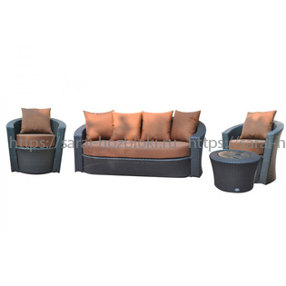 Комплект дачной мебели Kvimol KM-0061
