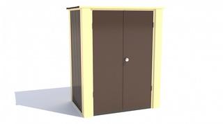 Хозблок Мини для дачи ширина 1,5 глубина 1 дверь 120