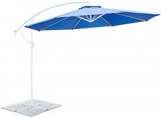 Зонт уличный Ареццо 3х3