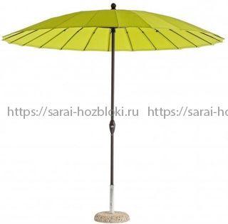 Зонт уличный Флоренция 270 см лайм