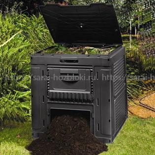 Садовый компостер на 470 л. E-Composter