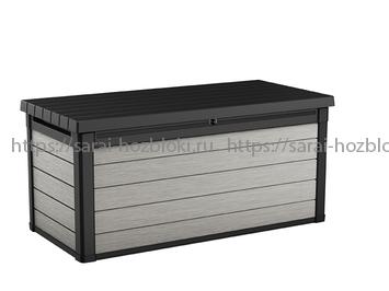 Сундук Денали 397 л (DuoTech Deck Box 397L)