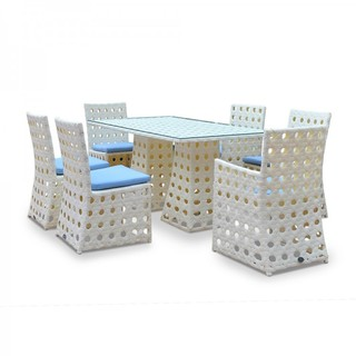 Комплект дачной мебели из ротанга Kvimol 0013