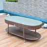 Садовая мебель Kvimol KM-0042 с чехлом для хранения