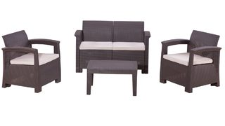 Уличная мебель Rattan Comfort 4 Италия