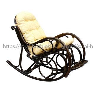 Кресло-качалка с подножкой 05/11 Б Matte
