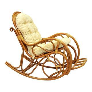 Кресло-качалка с подножкой 05/11 К Matte