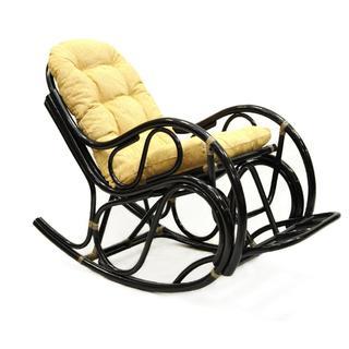 Кресло-качалка с подножкой 05/17 В