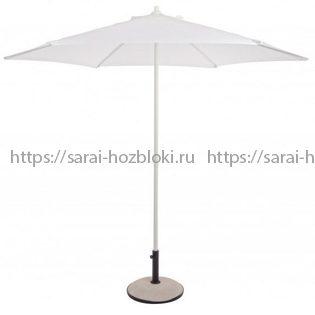 Зонт уличный Верона 270 см белый
